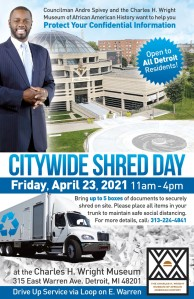 Citywide Shred Day